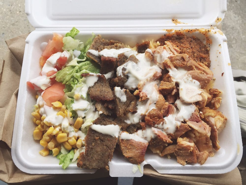 Rafiqis Food Cart 34 Reviews Food Trucks 26th St 7th Ave