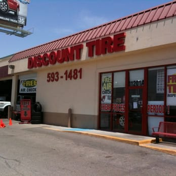 At the local Discount Tire store in El Paso, TX, we offer a wide selection of custom wheels and tires from various manufacturers. Discover all your local Discount Tire store has to offer today. customer reviews. Out of 5. % Recommended. of people recommend this store/5().