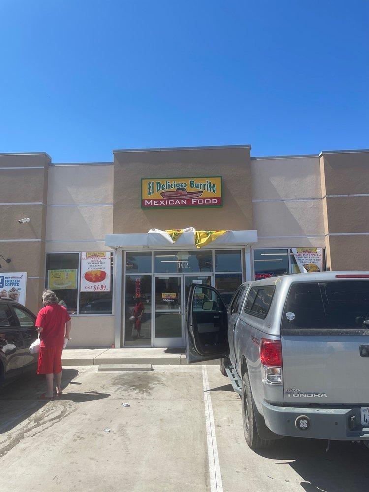 El Delicioso Burrito: 5025 Rhonda Rd, Anderson, CA