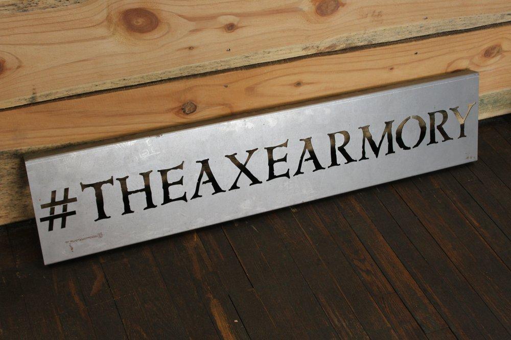 The Axe Armory: 121 Hodges St, Cornelia, GA