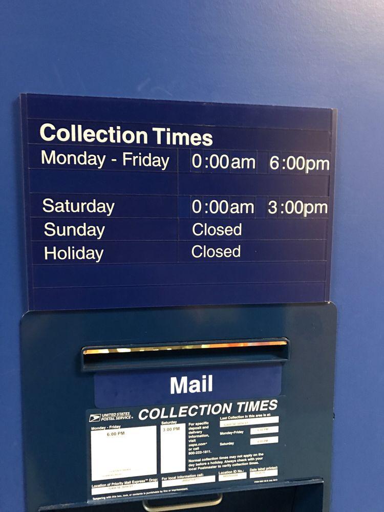 US Post Office: 12224 NE Bel Red Rd, Bellevue, WA