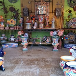Photo Of Orchard Nursery Lafayette Ca United States Mexican Hand Painted Pottery