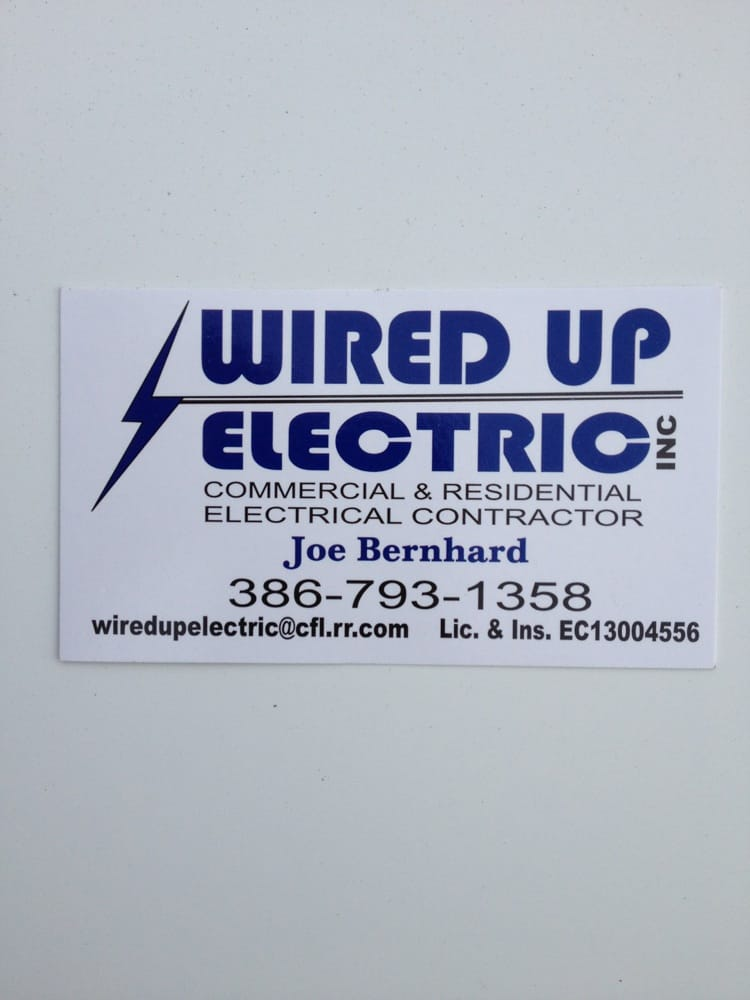 Wired Up Electric: 5 Ryecorn Pl, Palm Coast, FL