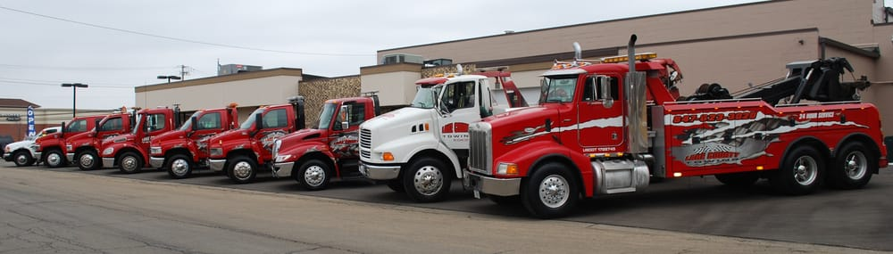 Towing business in Waukegan, IL