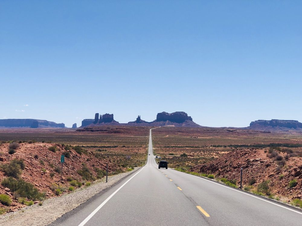 Monument Valley Navajo Tribal Park: US Hwy 163, Monument Valley, UT