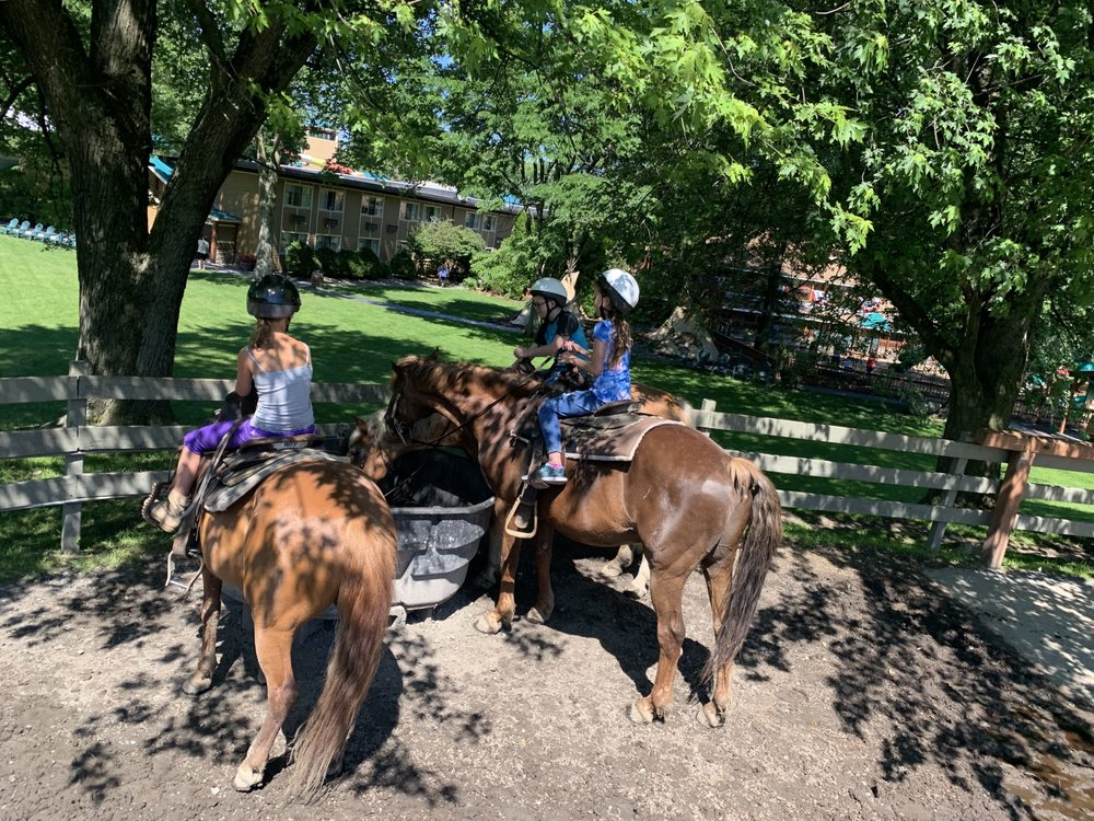 Rocking Horse Ranch: 600 State Rt 44/55, Highland, NY