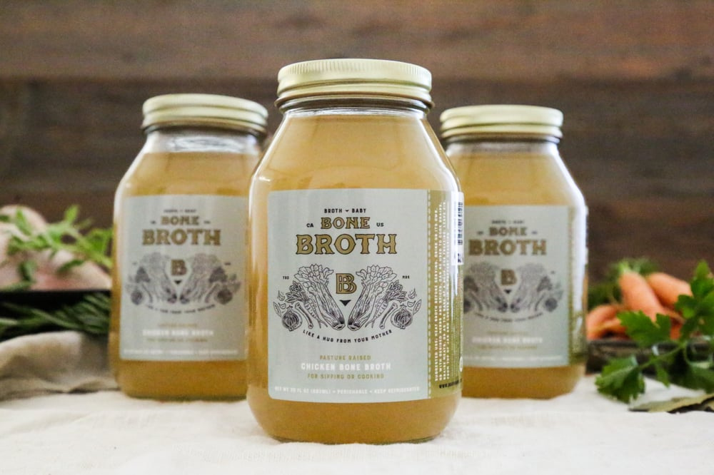 Broth Baby- Bone Broth: San Francisco, CA