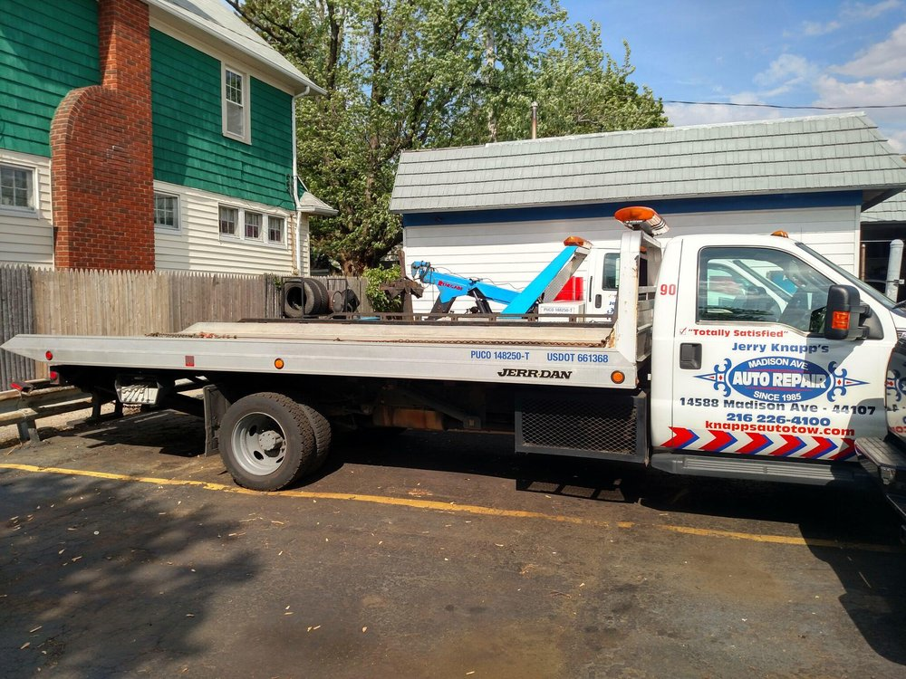 Knapp's Madison Auto and Towing