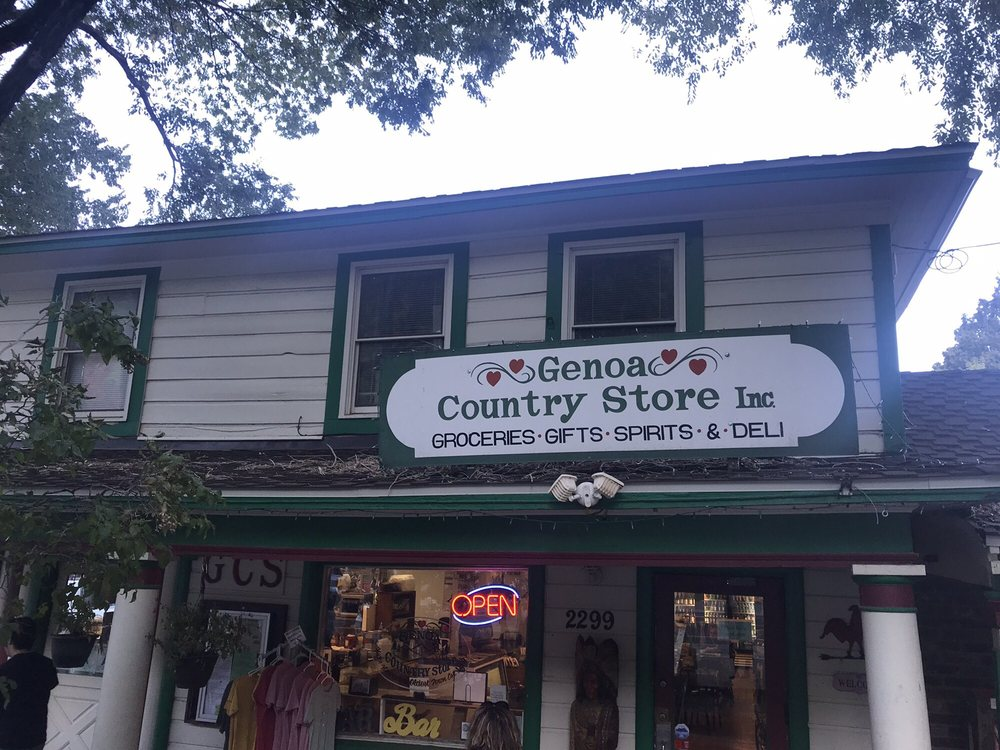Genoa Country Store: 2299 Main St, Minden, NV