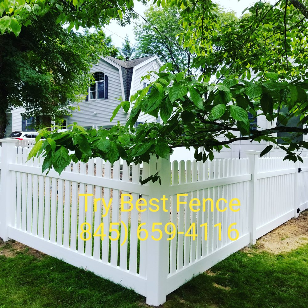Try Best Fence: 8 Louise Pl, Nanuet, NY