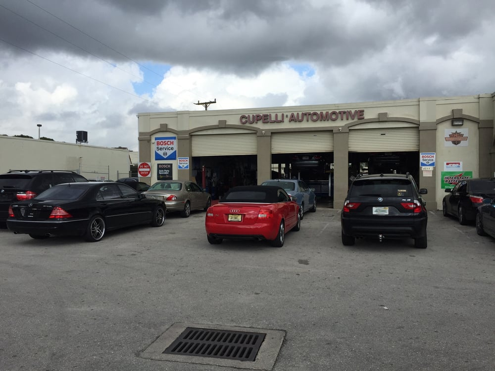 Cupelli Automotive: 4511 1/2 Lake Worth Rd, Greenacres, FL