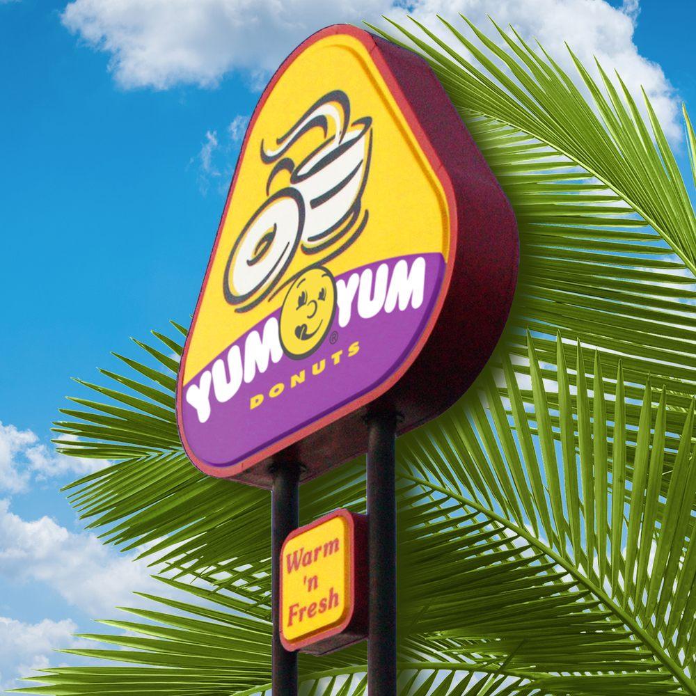 Yum Yum Donuts: 932 W Highland Avenue, San Bernardino, CA