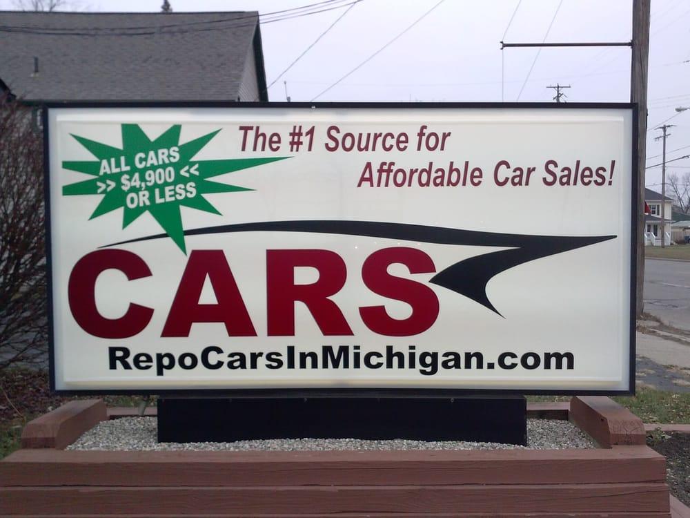 CARS Auto: 11141 N Saginaw St, Mount Morris Township, MI