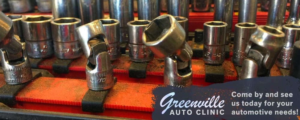 Greenville Auto Clinic: 490 Greenville Byp, Greenville, AL