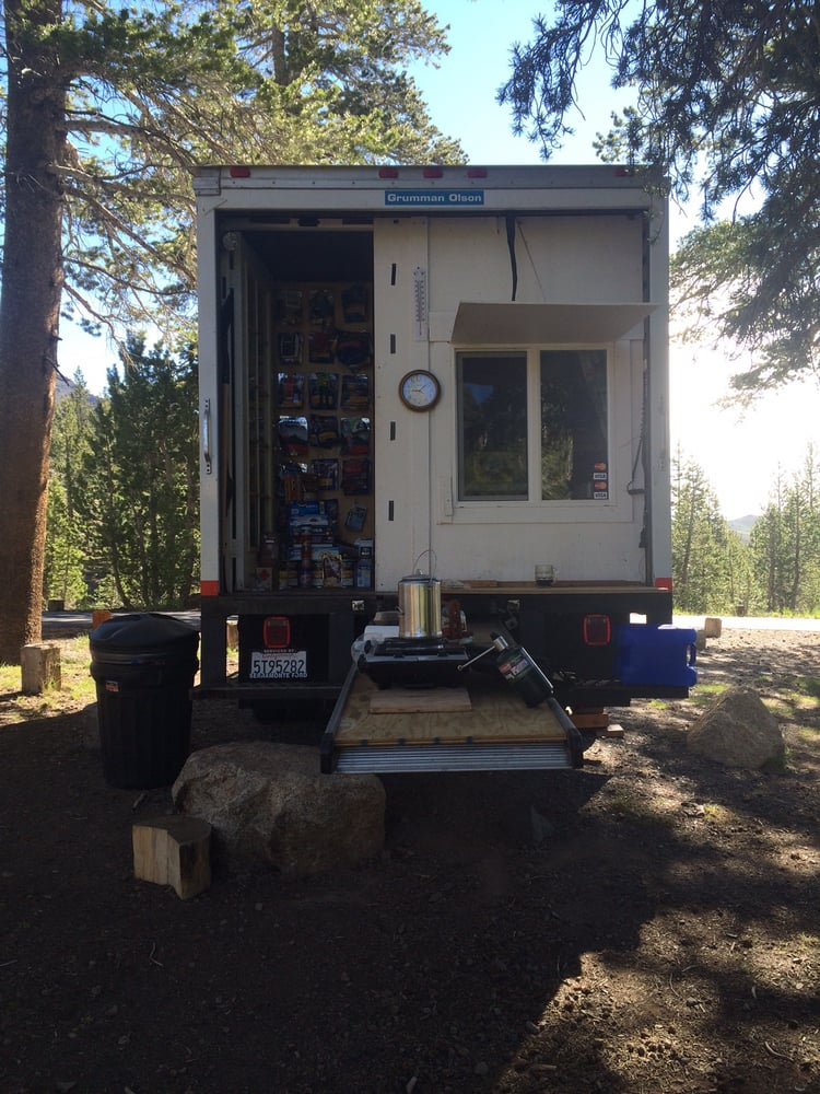 Sonora Pass Resupply: 3285 Grillo Dr, Coulterville, CA