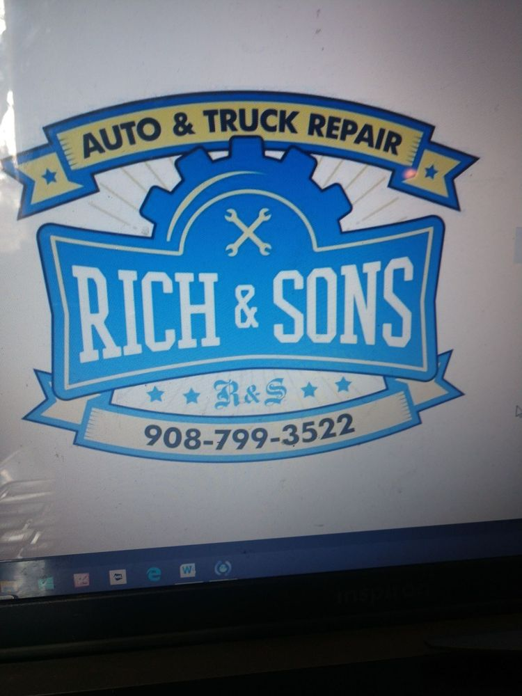 Rich & Sons Auto and Light Truck Repair: 147 US Hwy 46, Hackettstown, NJ