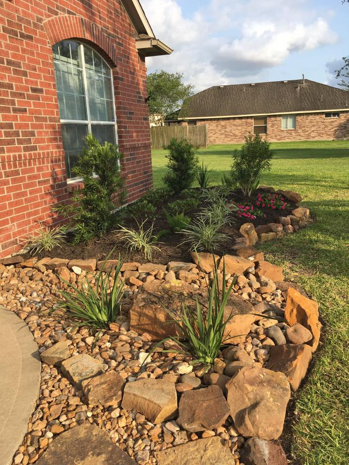 Yardmaster Lawn & Landscape: 3409 Longherridge Dr, Pearland, TX