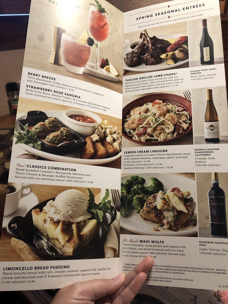 Carrabba's Italian Grill - Order Food Online - 152 Photos