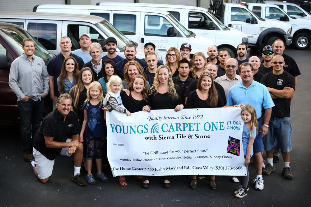 Youngs Carpet One Floor & Home: 330 Idaho Maryland Rd, Grass Valley, CA