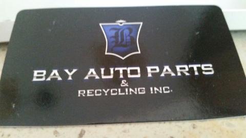 Bay Auto Parts >> Bay Auto Parts Recycling Inc 360 Atlantic Ave Bellport Ny Auto