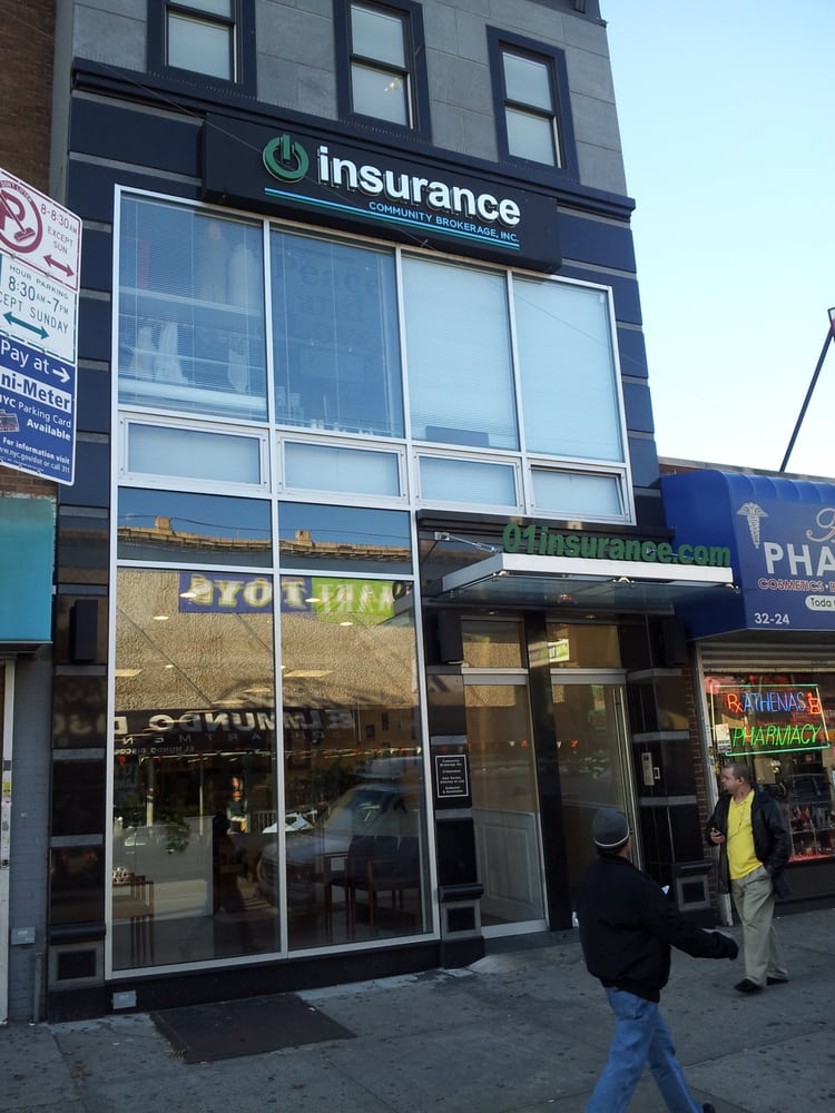 Countrywide Insurance Quote Alluring Community Brokerage  Get Quote  Insurance  3226 Steinway St