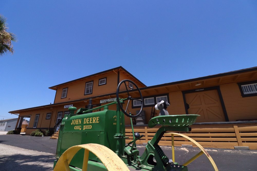 Shafter Depot Museum: 150 N Central Valley Hwy, Shafter, CA