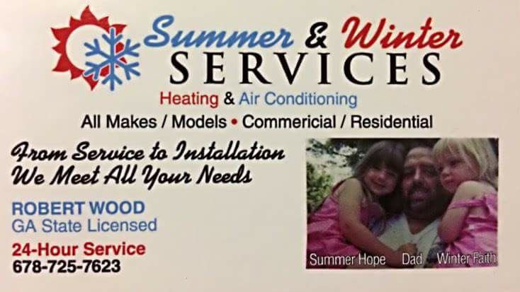 Summer & Winter Heating and Air Services: 220 Hickory Trce, Auburn, GA