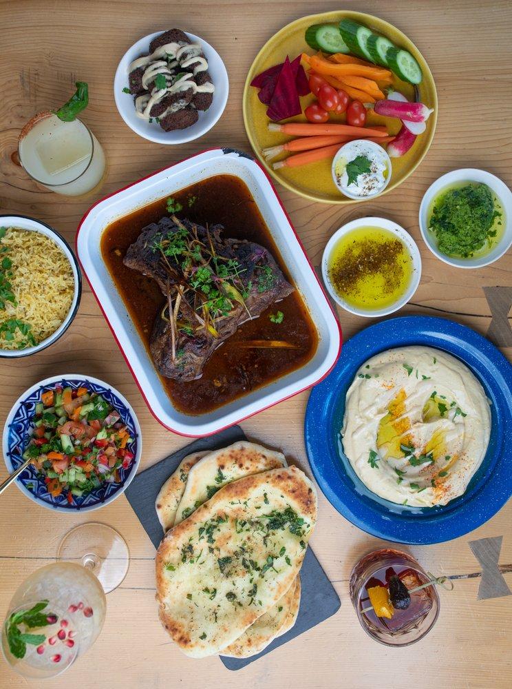 Spread Mediterranean Kitchen