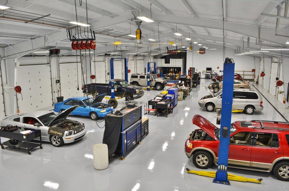 Larrys Automotive Repair: 7337 Peachwood Dr, Newburgh, IN