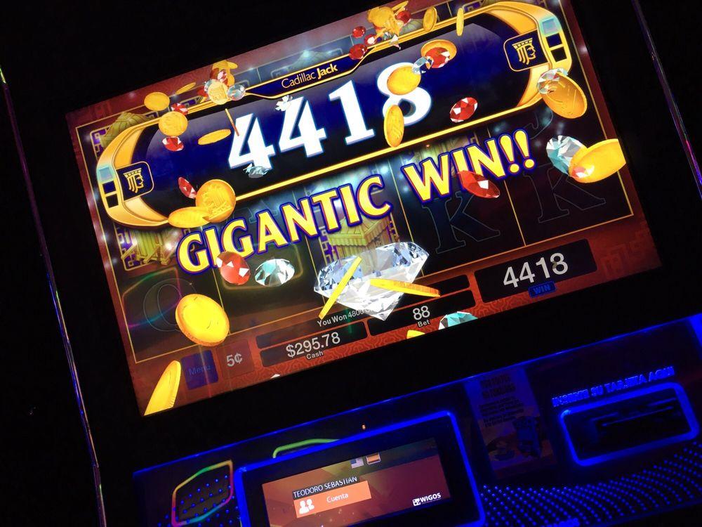 casino twin lions bolsa de trabajo