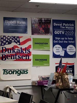 Massachusetts Democratic Party - Public Services & Government - 11