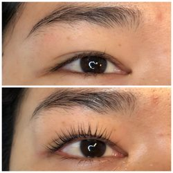 c3222723c93 Photo of Prép Beauty Parlour - Vancouver, BC, Canada. Lovely lashes with a