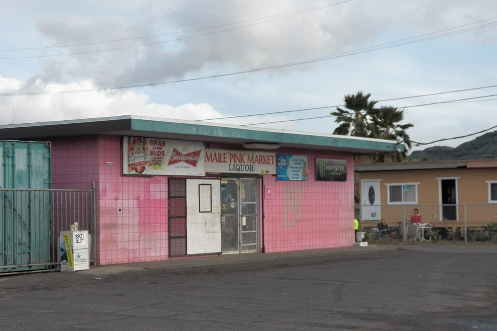 Maile Pink Market