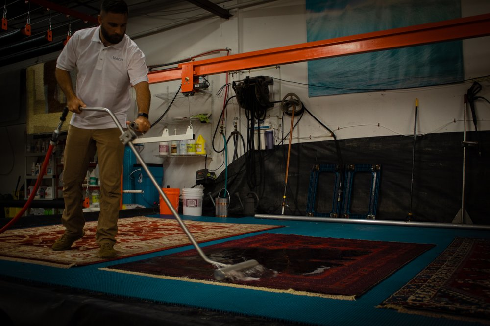 Simply Rug Cleaning: 2406 S Jupiter Rd, Garland, TX