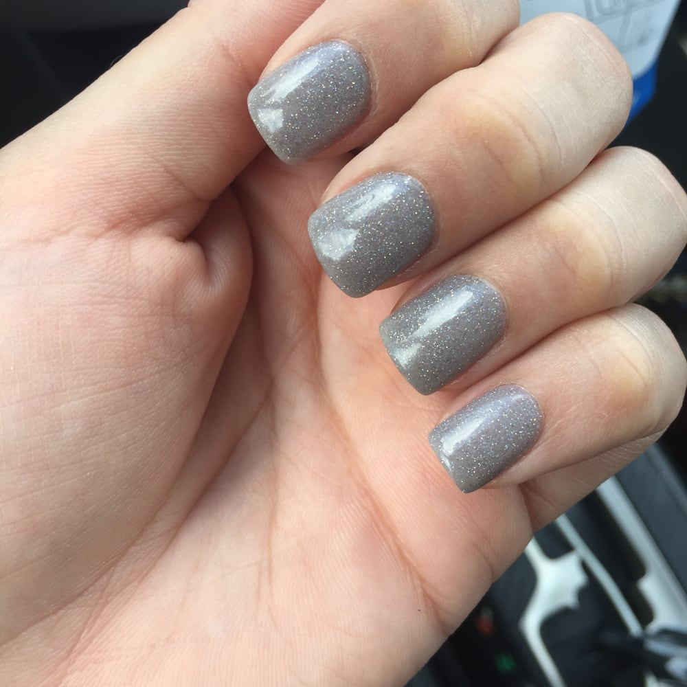 NexGen Nails - Completely in love with my nails! I let my nails grow ...