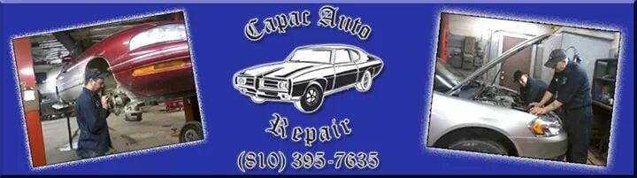 Capac Auto Repair: 103 W Mill St, Capac, MI
