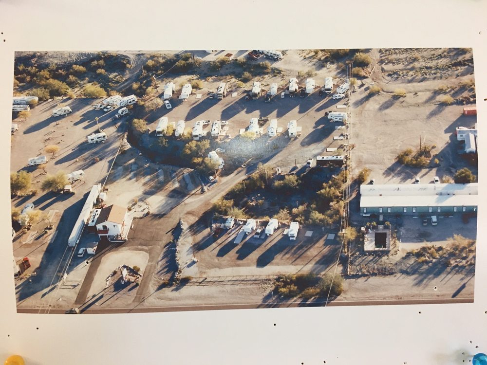 Ajo Heights Rv Park: 2000 N Ajo Gila Bend Hwy, Ajo, AZ