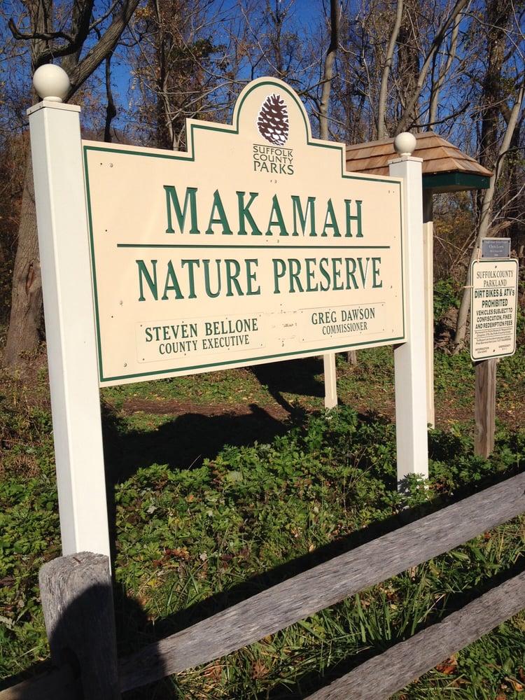 Makamah Nature Preserve: 932-982 Fort Salonga Rd, Fort Salonga, NY