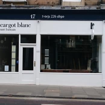 L Escargot Blanc Restaurant Edinburgh
