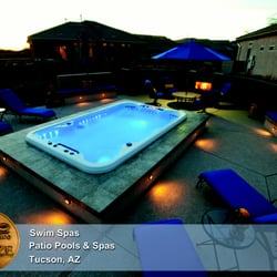 Nice Photo Of Patio Pools U0026 Spas   Tucson, AZ, United States. Swim Spa