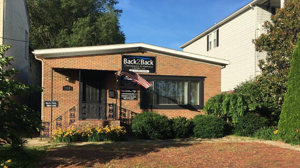 Back2Back Chiropractic & Wellness Center: 108 S Second St, Marietta, OH