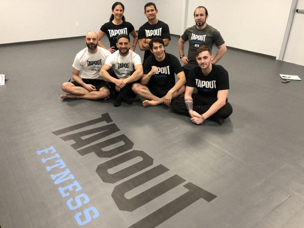 Tapout Fitness Austin: 11601 US-290 W, Austin, TX