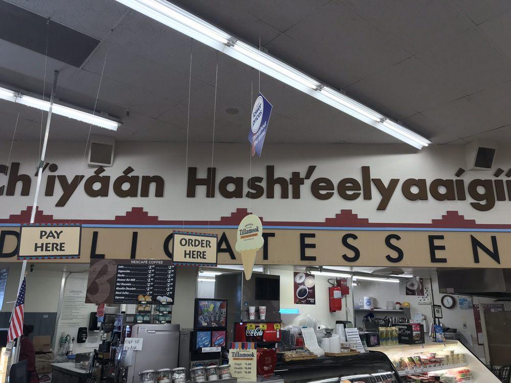Bashas': Hwy 160 & 163, Kayenta, AZ