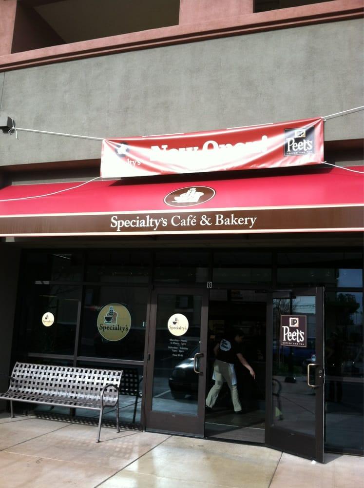 Specialty S Cafe Bakery Sunnyvale Ca