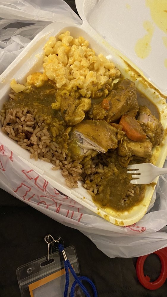 Everything irie jamaican restaurant: 5592 Old Dixie Hwy, Forest Park, GA