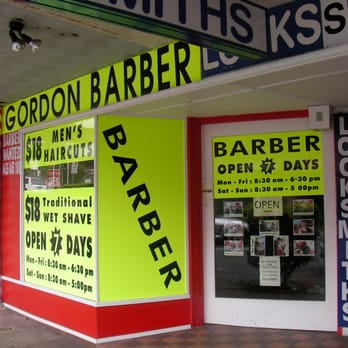 how to become a barber in south australia