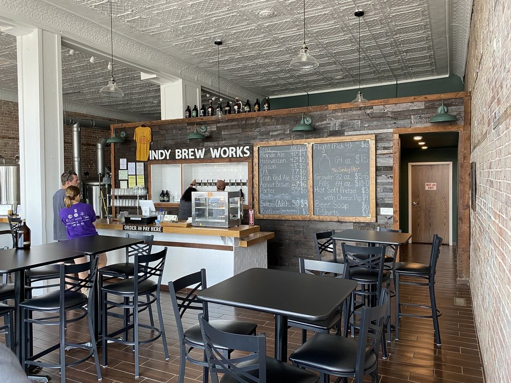 Indy Brew Works: 223 W Main St, Independence, KS