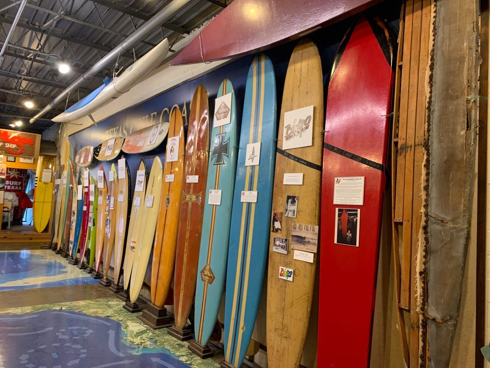 Texas Surf Museum: 312 N Chaparral St, Corpus Christi, TX