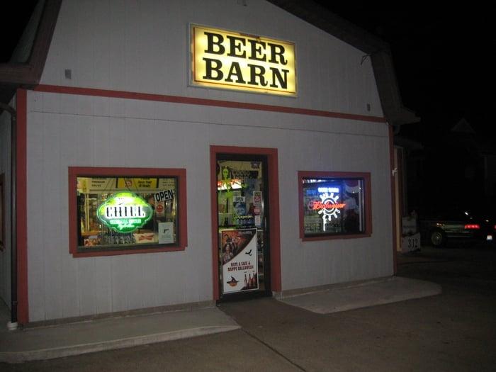 Social Spots from Marietta Beer Barn