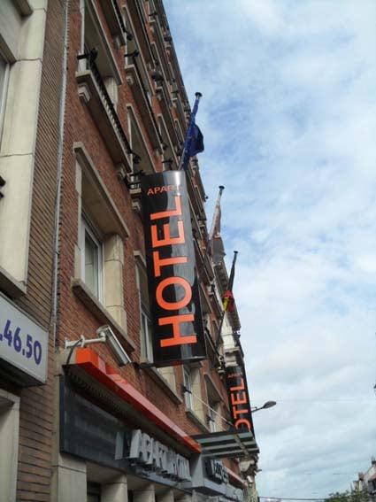 Appart Hotel Schaerbeek
